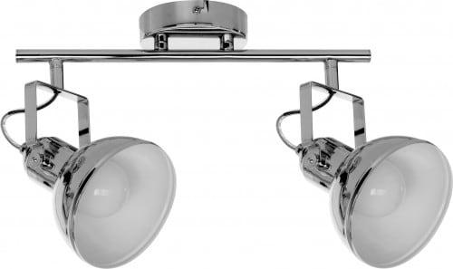 Stropní nástěnná nástěnná svítidla Chromovaná úprava E27 60W