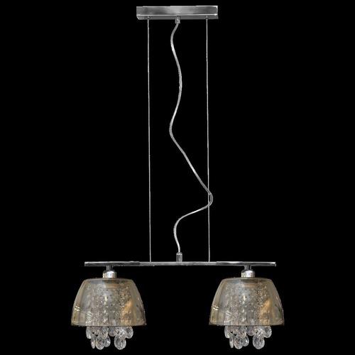 Závěsná lampa s grafitem Ronin Crystal 2