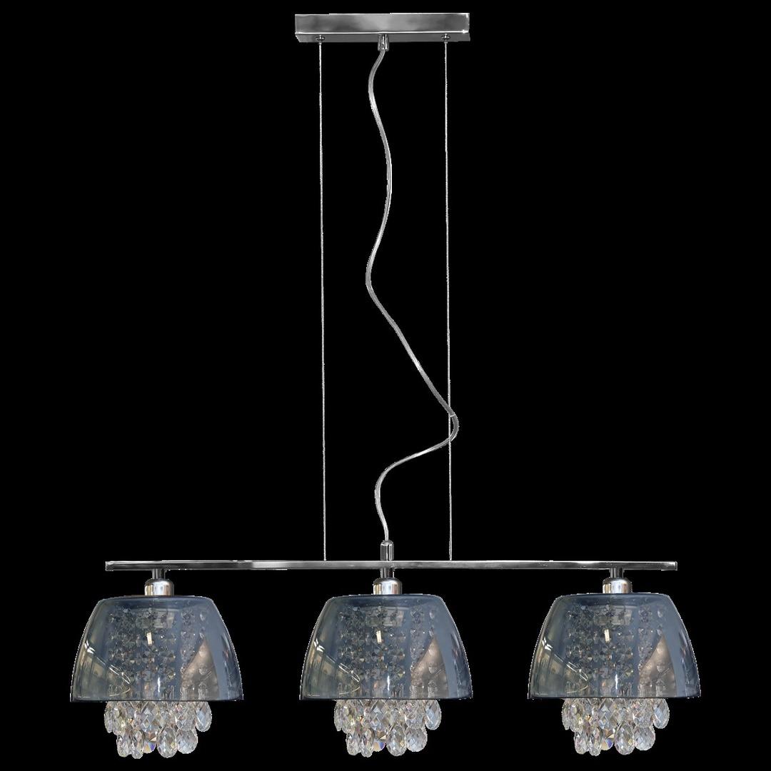 Závěsná lampa Ronin Crystal 3