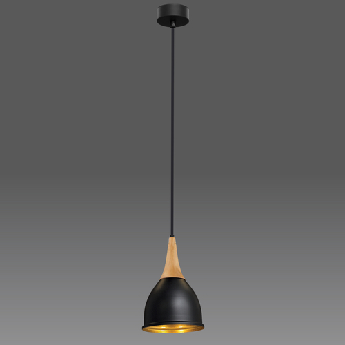 Závěsná lampa Black Aria 1