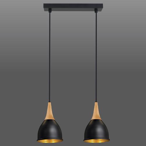 Závěsná lampa Black Aria 2
