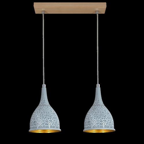 Závěsná lampa Concret 2 strip