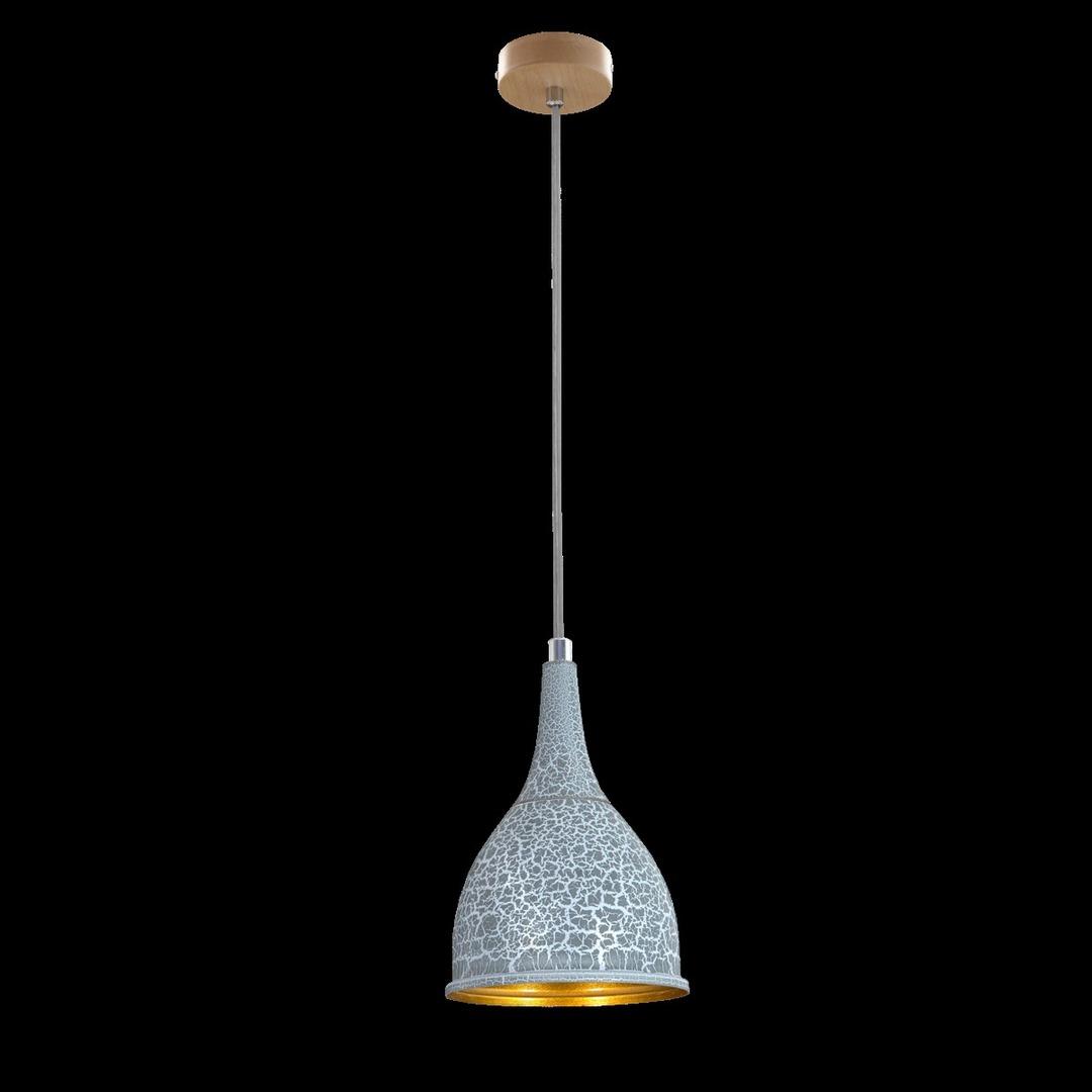 Závěsná žárovka 1 žárovka Beton