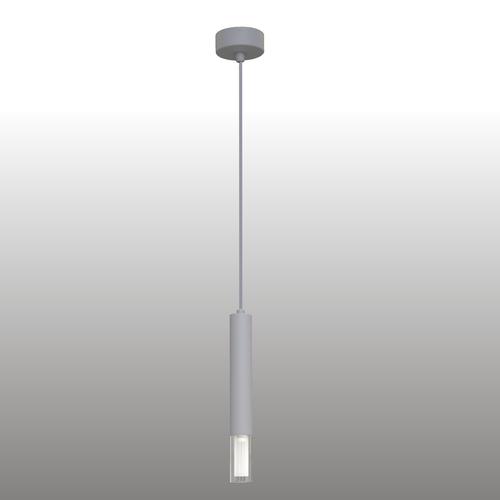Šedá lampa Kuga 1 M
