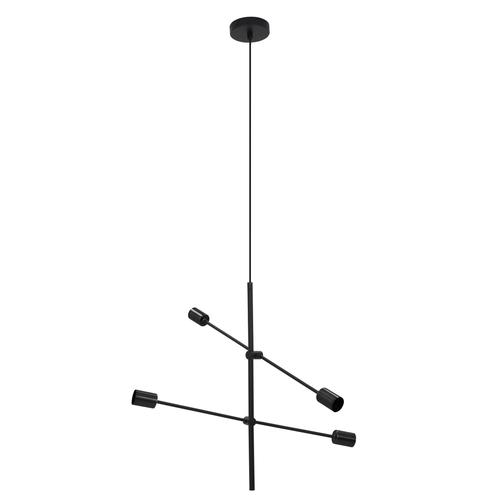 Black Rotor závěsná lampa 4