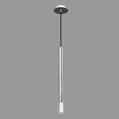 Lampa wisząca Kuga 1 XL chrom