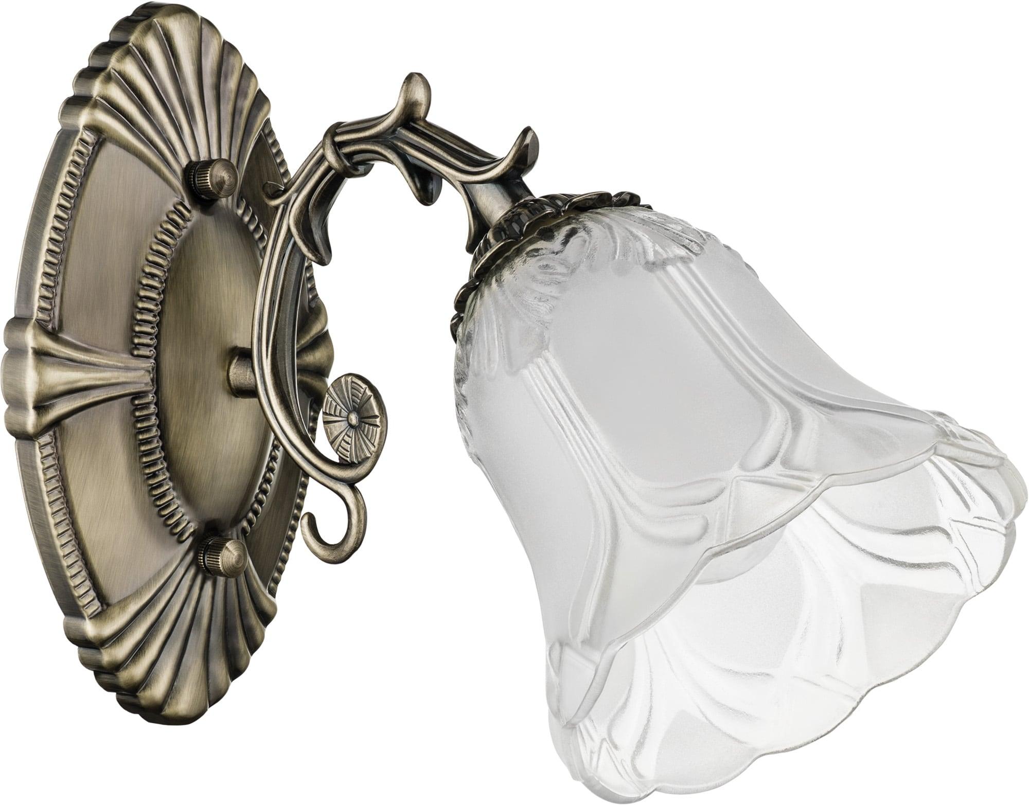 Jediná Scotilde patina / bílá E27 60W