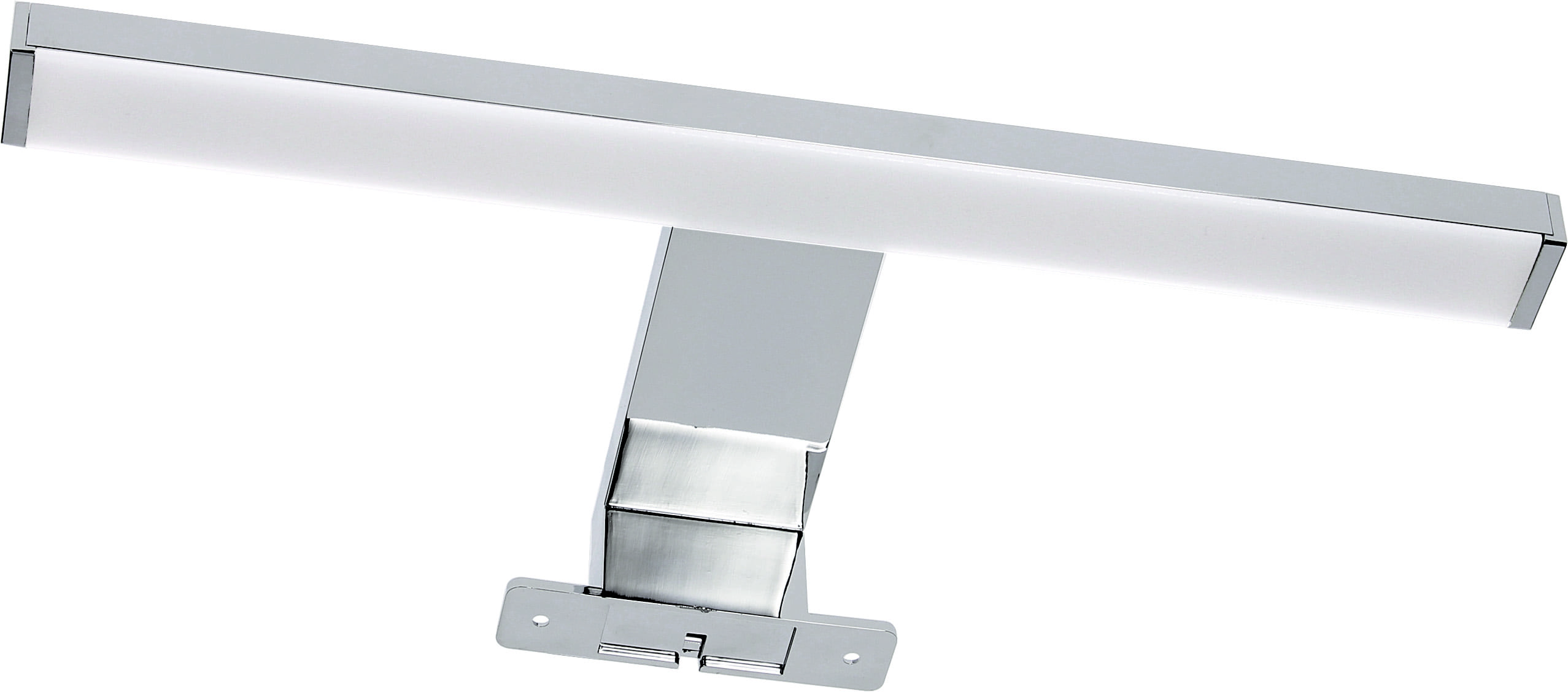 Nástěnná lampa Mega chrom LED 7W