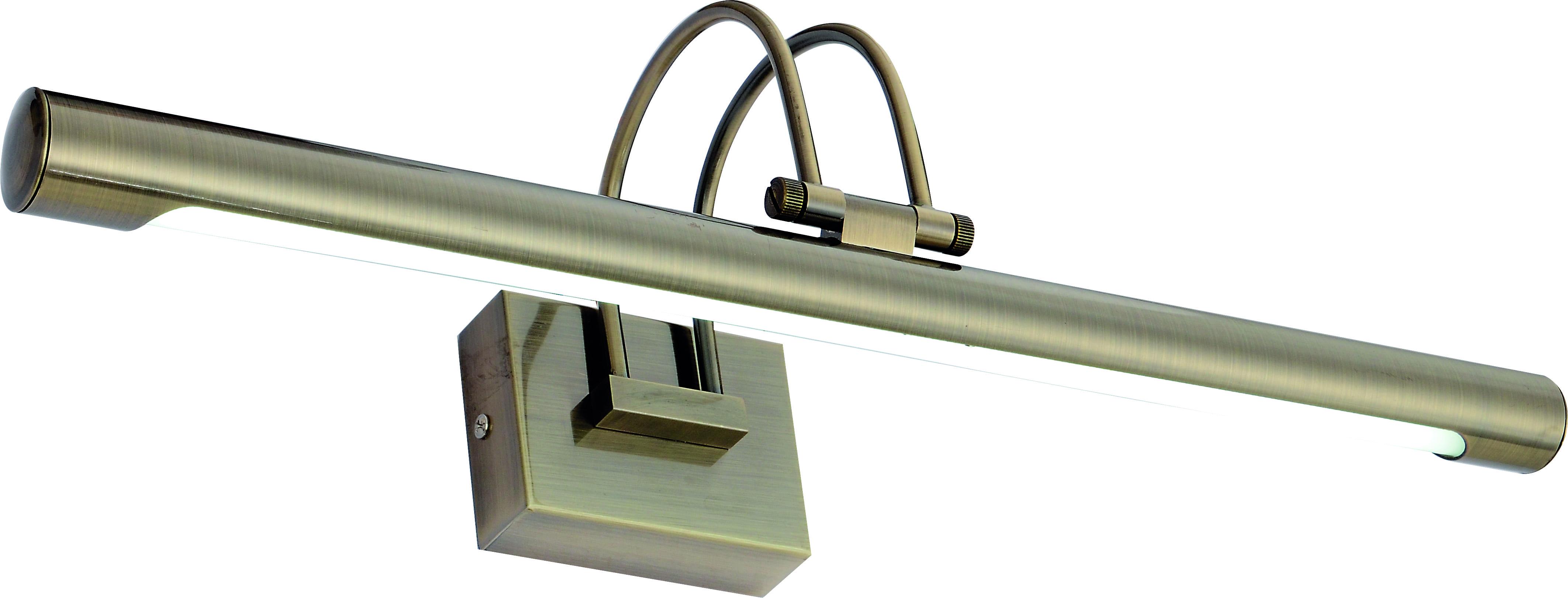 Nástěnná lampa Nelly chrom LED 9W