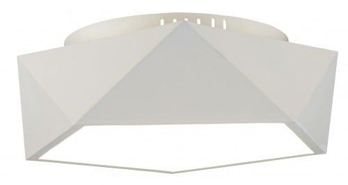 Stropní svítidlo Loft Arca bílá LED 24W