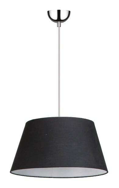 Moderní černá závěsná lampa Clark E27 60W
