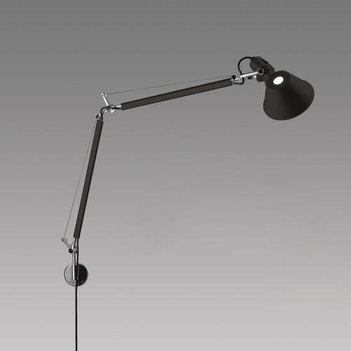 Nástěnná lampa Artemide Tolomeo Wall A004430 + A025150