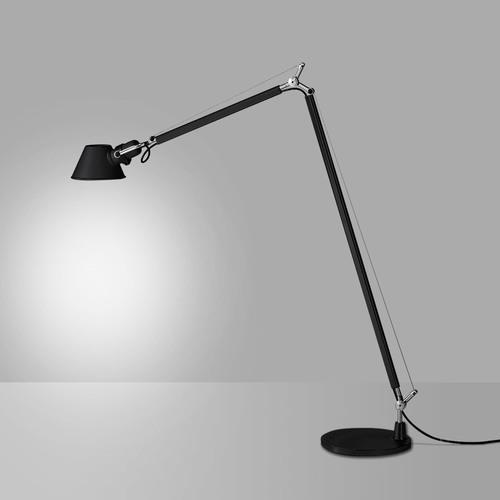Artemide Tolomeo Reading Floor A013930 stojací lampa černá