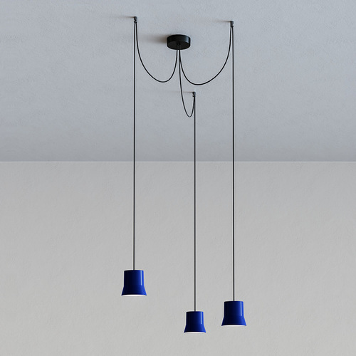 Závěsná lampa Artemide Gio.Light Cluster 0232040A