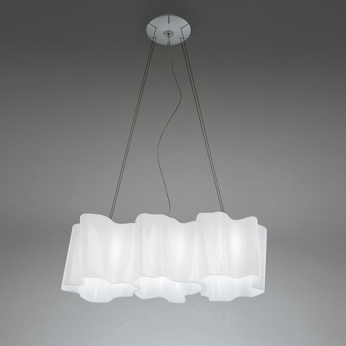 Artemide Logico Suspension 3 In Linea
