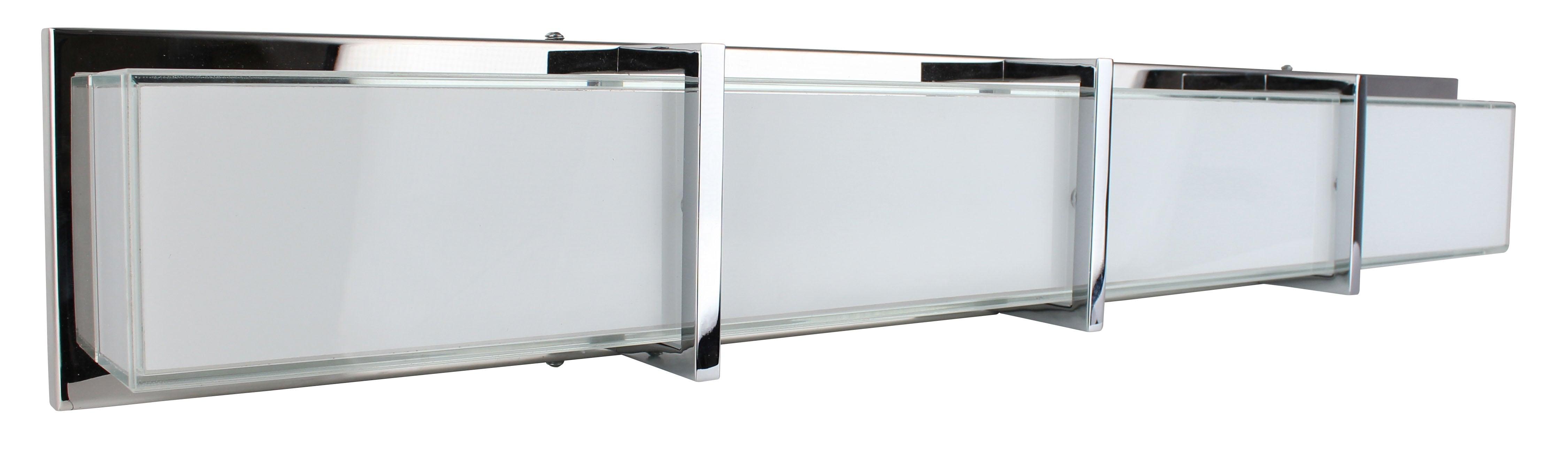 Kiney Zoey chrom / bílá LED 27W