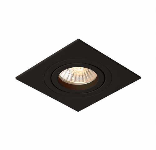 Bodové svítidlo Metis 1 skryté černé GU10