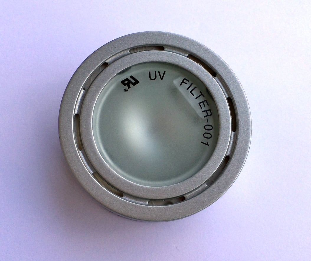 Svítidlo SLV 65 mm UV Filter