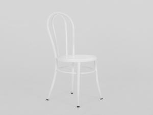 Židle CHAPLIN - bílá small 0