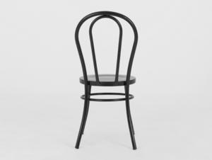 Židle CHAPLIN - černá small 3