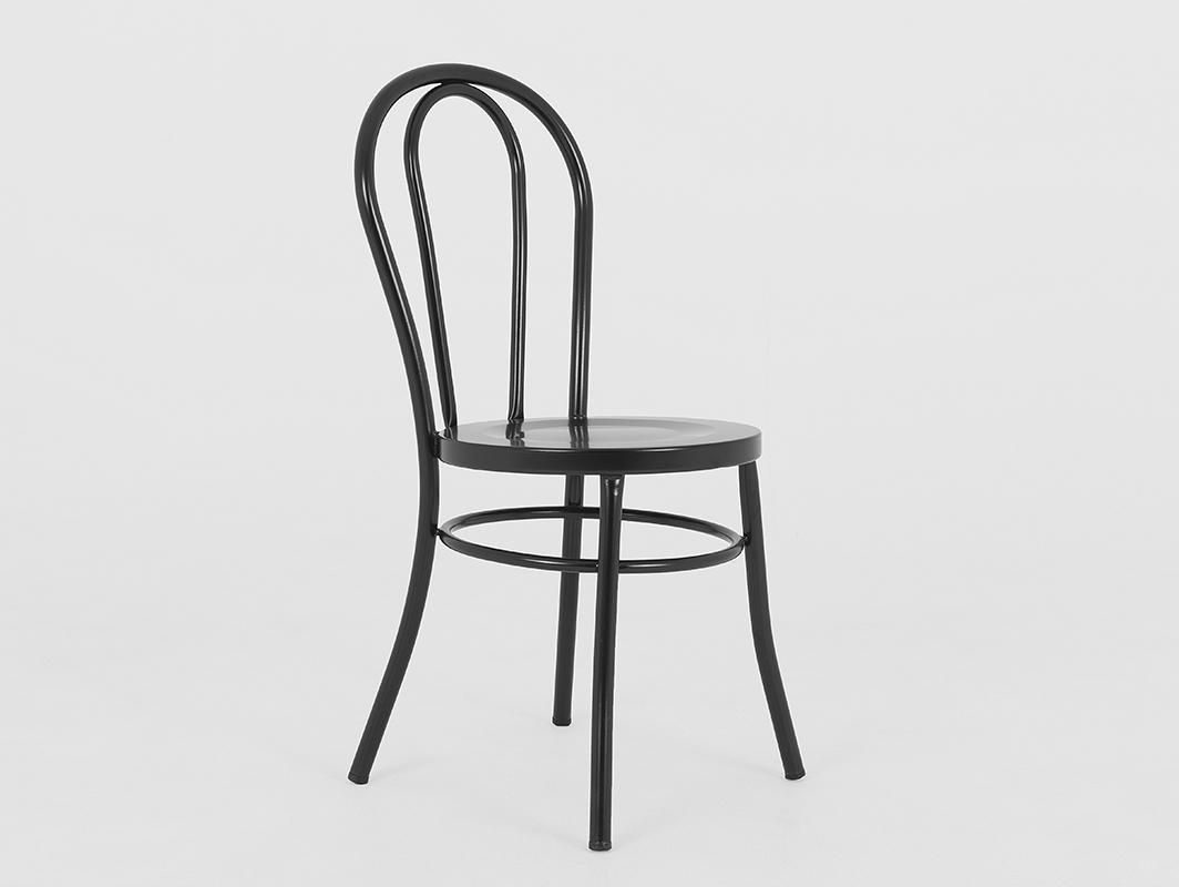 Židle CHAPLIN - černá