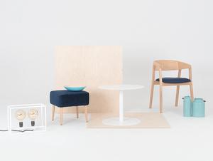 Konferenční stolek OSCAR METAL 60 small 2