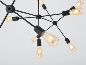 Závěsná lampa TRISO 11 - černá small 4