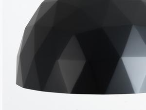 Závěsná lampa LEONARD M - zlato-černá small 3
