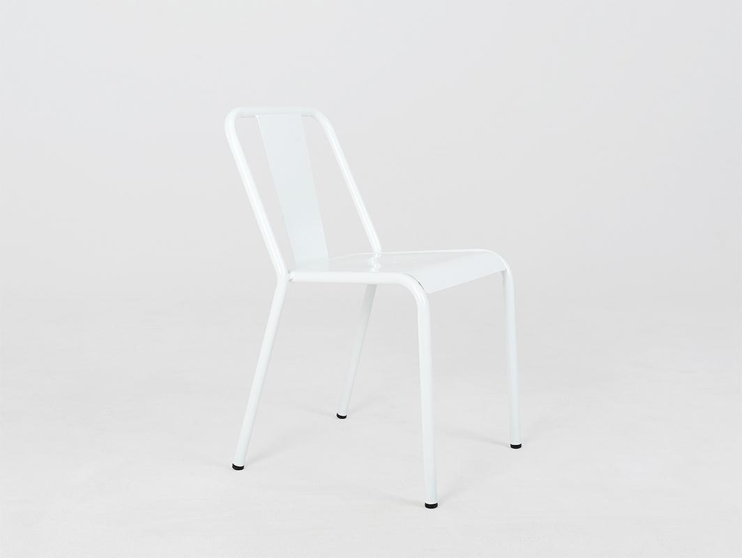 Židle IRA - bílá