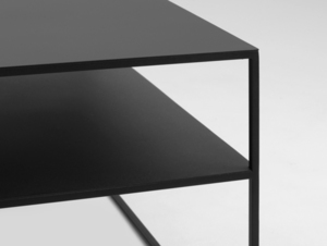 Konferenční stolek TENSIO 2 FLOOR METAL 80 small 4