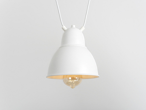 Závěsná lampa COBEN HANGMAN 1 - bílá small 3
