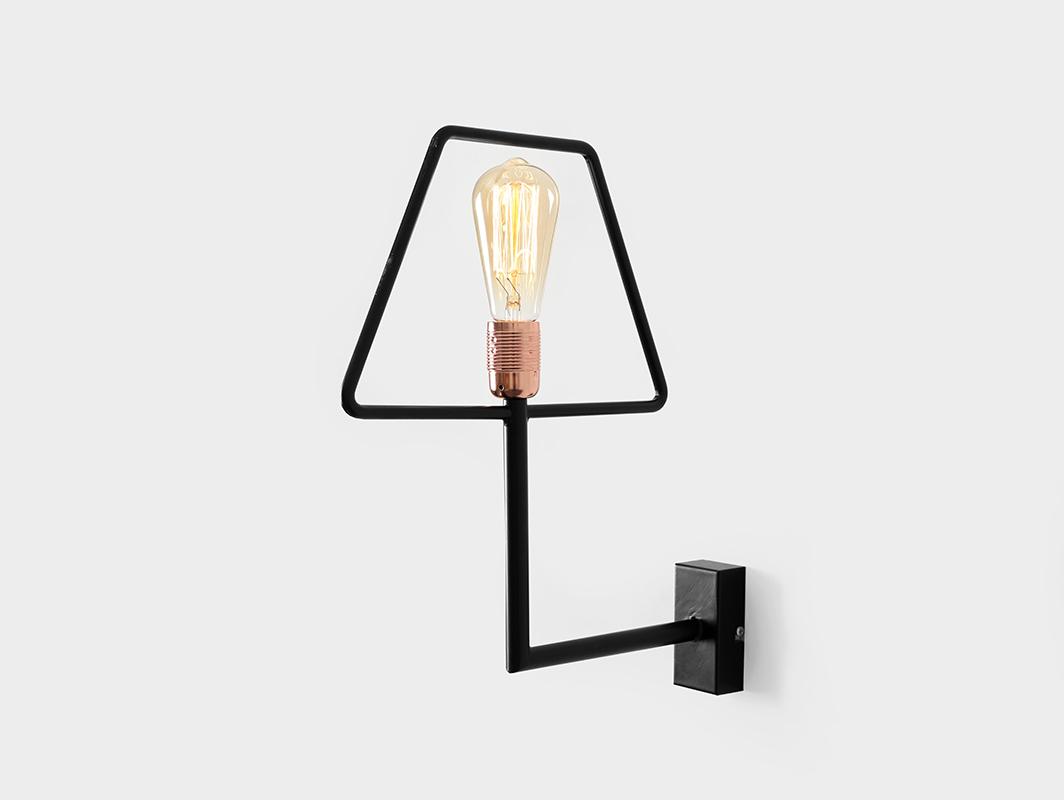 Nástěnná lampa FIRKANT WALL