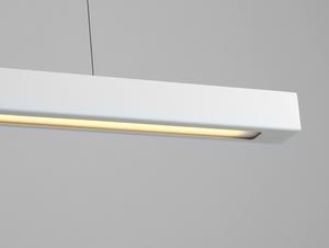 Závěsná lampa LINE PLUS M - bílá small 3