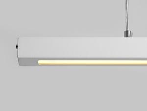 Závěsná lampa LINE PLUS M - bílá small 4