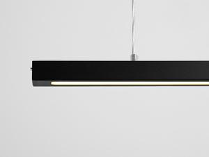 Závěsná lampa LINE PLUS M - černá small 3
