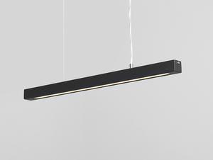 Závěsná lampa LINE PLUS M - grafit small 3
