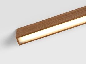 Stropní lampa LINE PLUS M DŘEVO - dub small 4