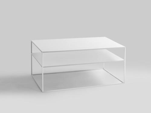 Konferenční stolek TENSIO 2 FLOOR METAL 100x60