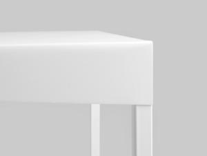 OBROOS METAL 80x80 jídelní stůl small 4