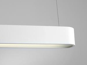 Závěsná lampa LAXO 90 - bílá small 4