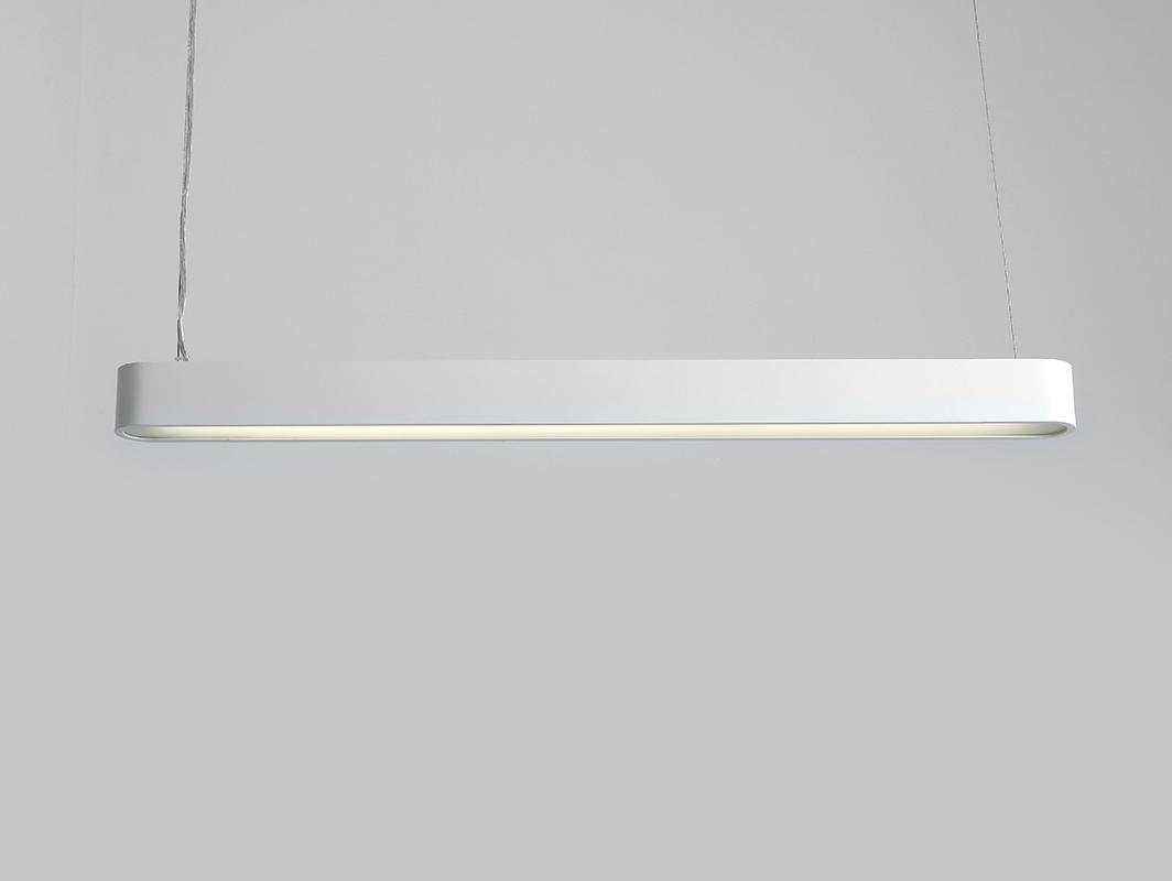 Závěsná lampa LAXO 90 - bílá