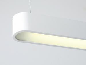 Závěsná lampa LAXO 120 - bílá small 4