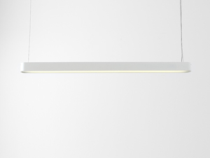 Závěsná lampa LAXO 120 - bílá small 0