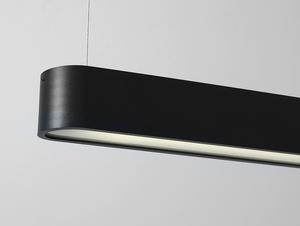 Závěsná lampa LAXO 120 - grafit small 4