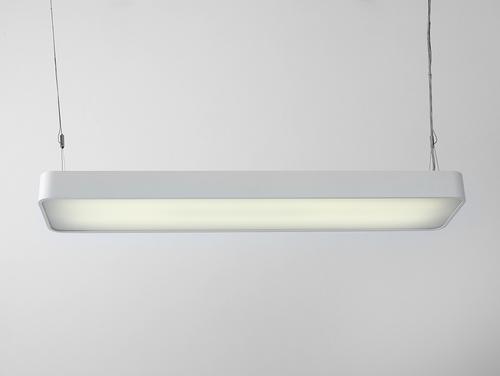 Závěsná lampa LAXO 90x20 - bílá
