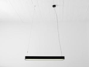Závěsná lampa LAXO 90x20 - grafit small 3