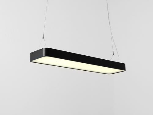 Závěsná lampa LAXO 90x20 - grafit