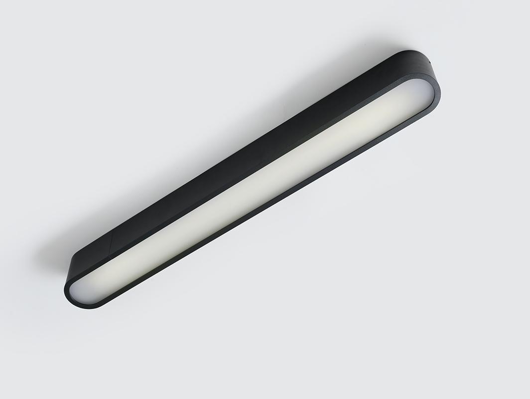 Stropní lampa LAXO 60 - grafit