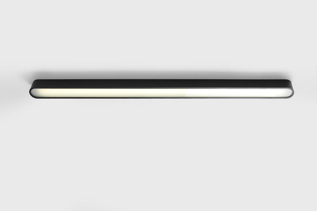 Stropní lampa LAXO 120 - grafit