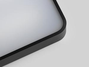 Stropní lampa LAXO 60x60 - grafit small 4